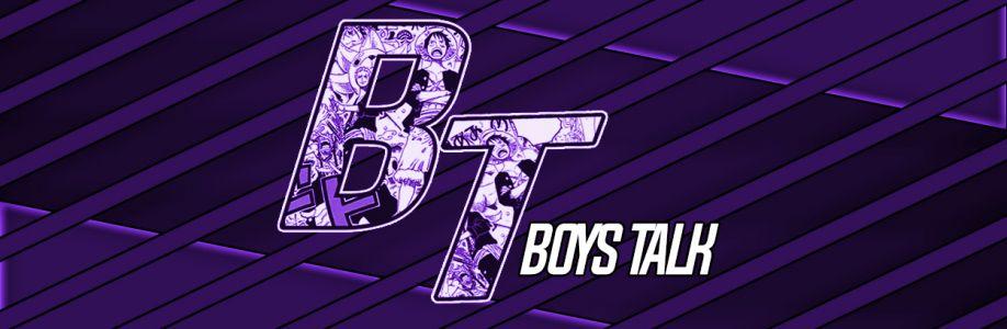 Boys Talk Cover Image