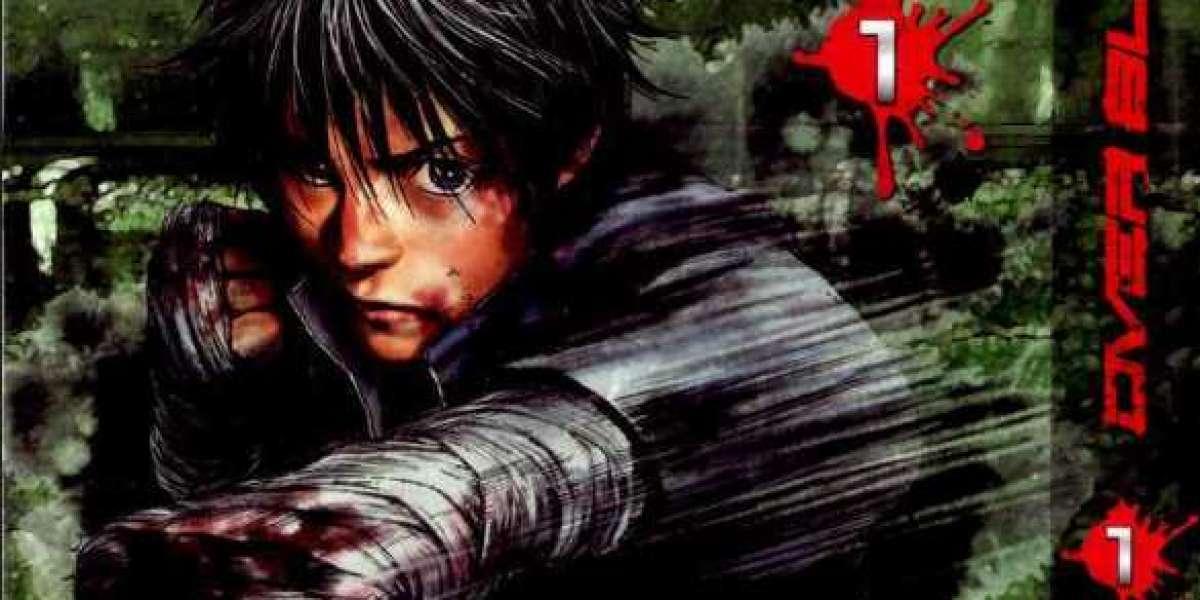 Manga recenzija: Gekiryuuchi