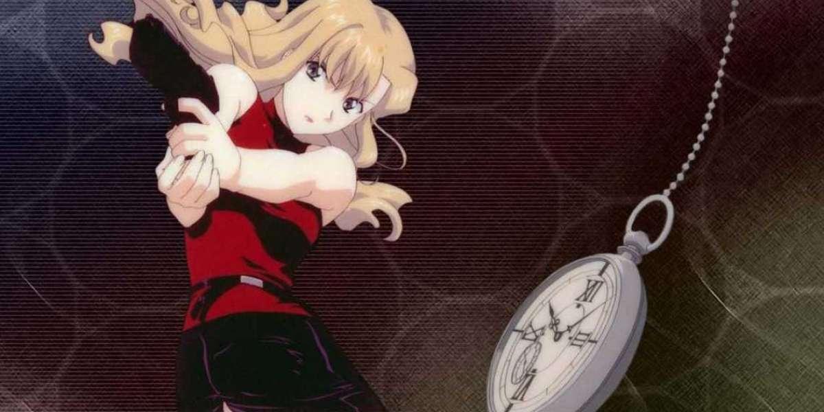 Anime – NOIR (2001)